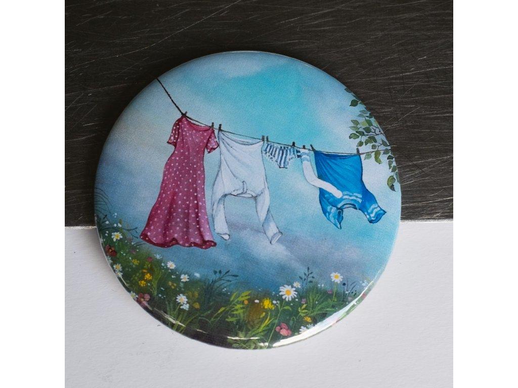 Letní prádlo - magnet