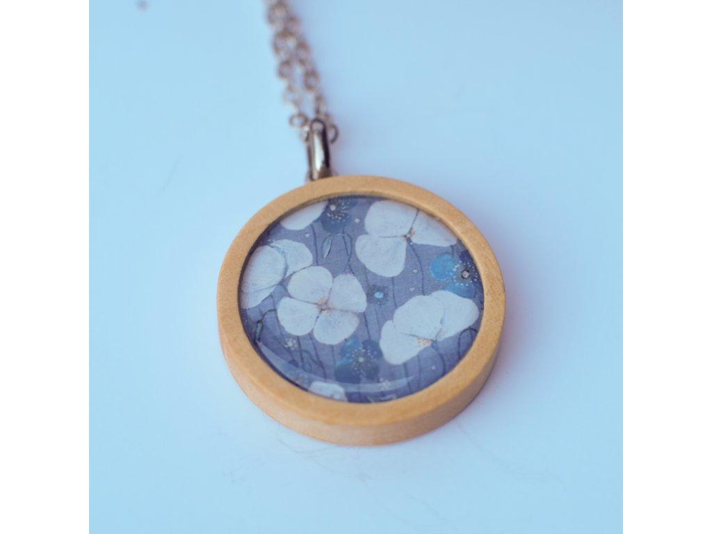 Kytičkový - náhrdelník
