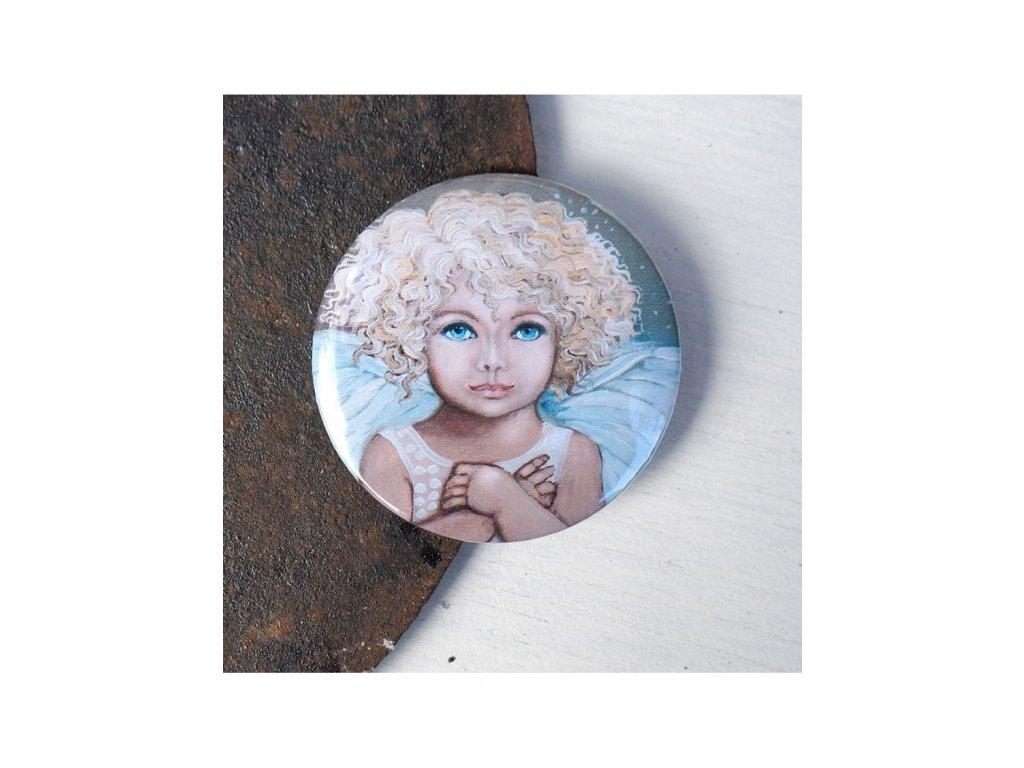Andělíček - magnet č.168