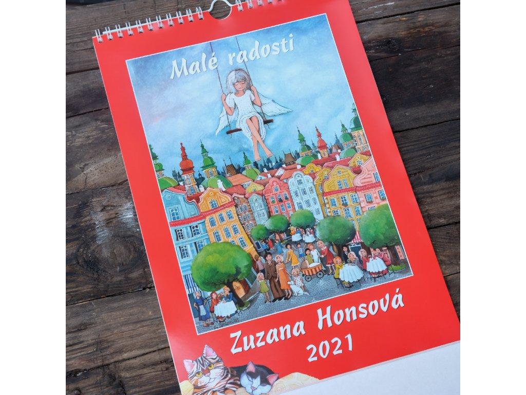 Kalendář 2021..... nalezené 4kusy :)