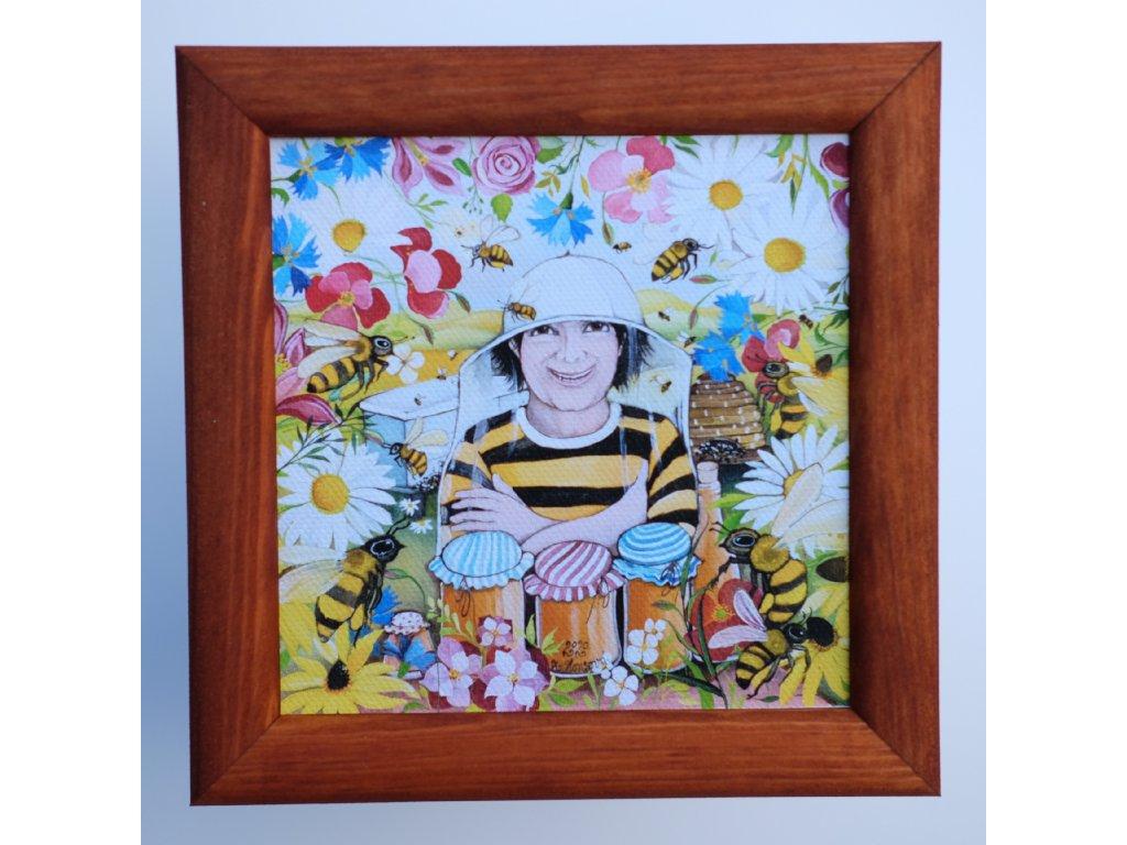 Včelařův ráj