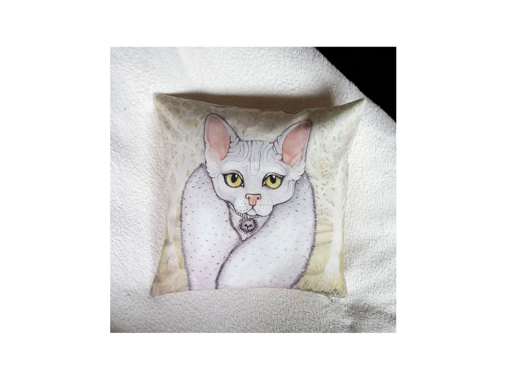 Maja - polštář bavlna