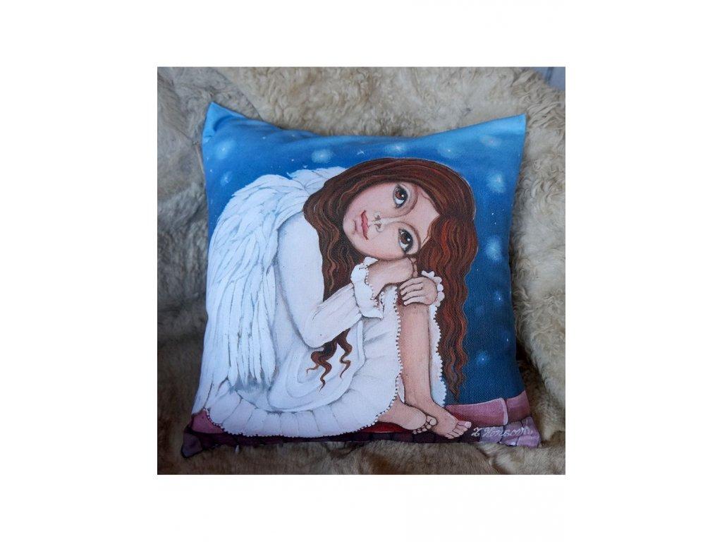 Andělka Žofka co nemůže spát - bavlna