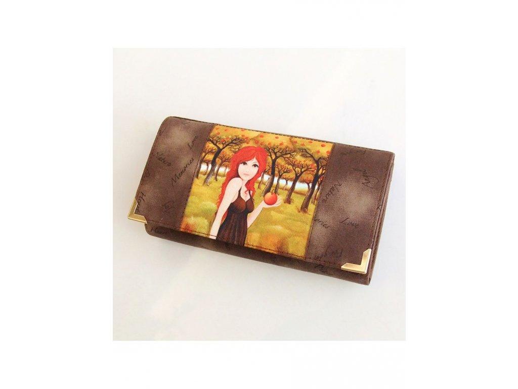 Zrzka - peněženka 17 cm