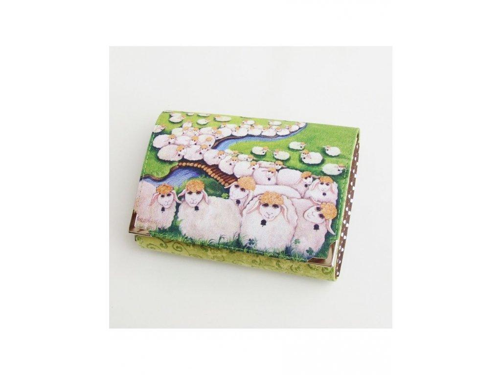 Peněženka ovečky - menší
