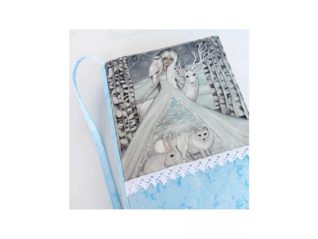 Zimní královna - obal na knížku