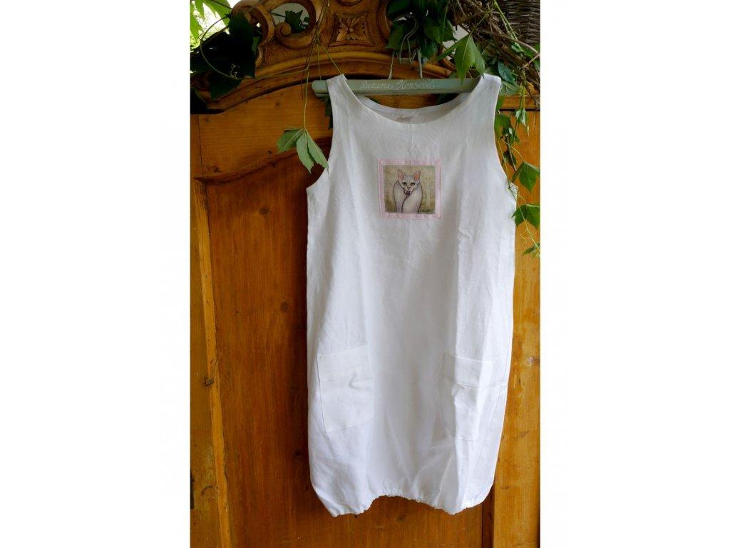 Len - košilka od andělky  (Maja) - velikost 152