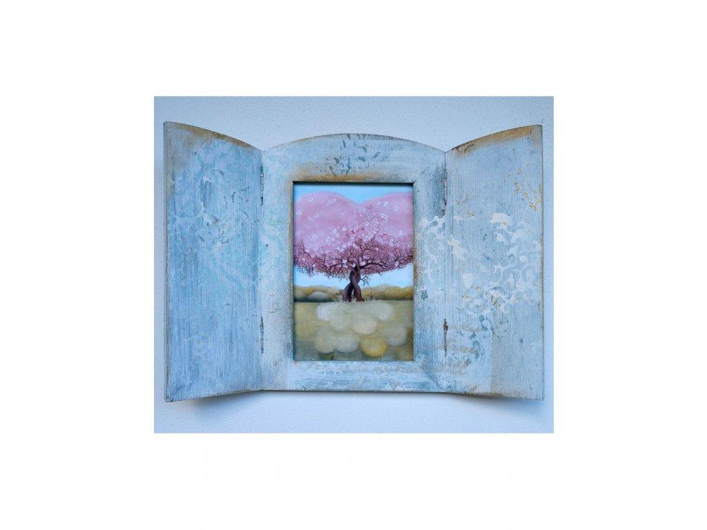 Otevírací obrázek - Zamilované stromy