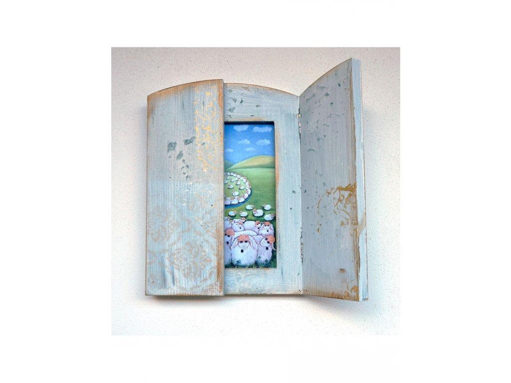 Otevírací obrázek - Ovečky