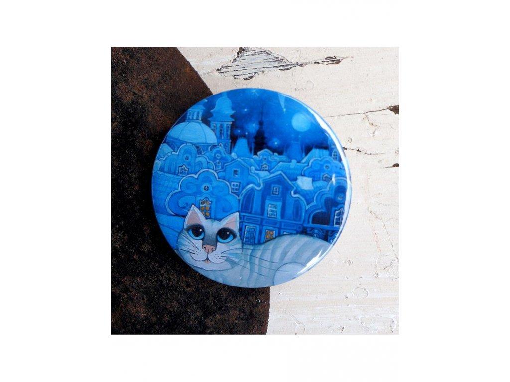 Modrá kočka 2