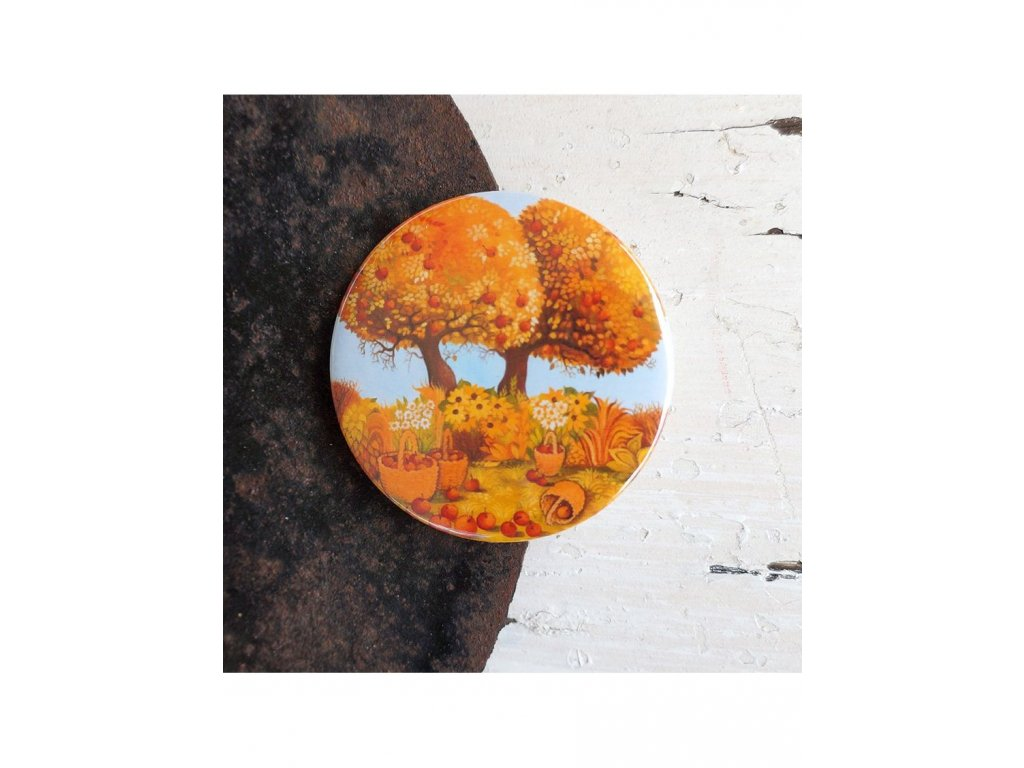Podzimní stromy 9
