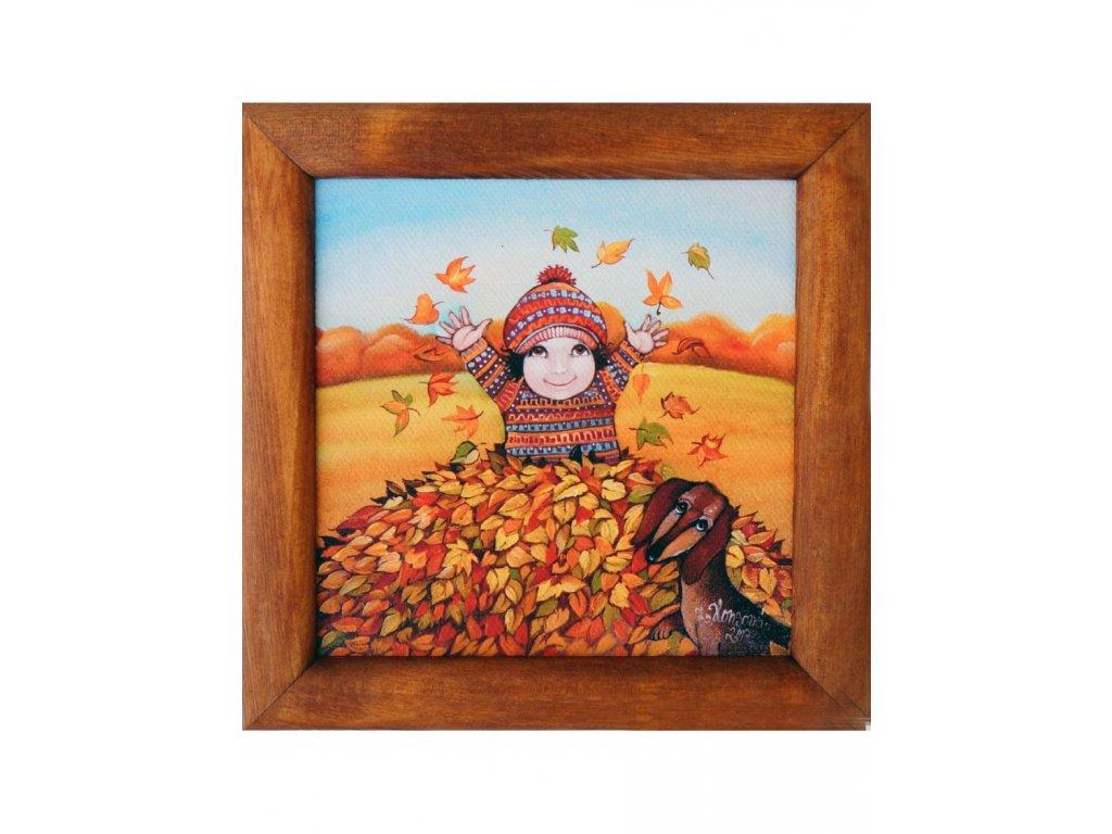 Podzimní radování