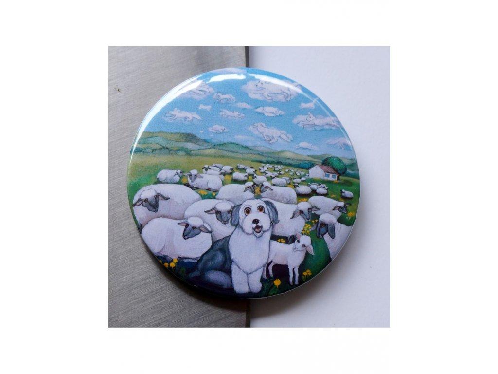 Pejsek co neuhlídal ovečky