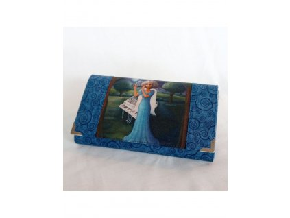 Malá noční hudba - peněženka 17 cm i na karty