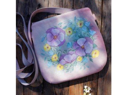 Malovaná kabelka originál