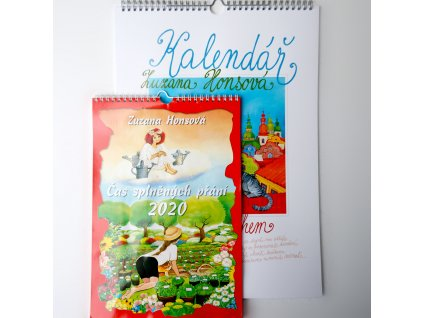 Nekonečný kalendář plus kalendář 2020