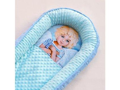 Hnízdo pro miminko - s Andělíčkem