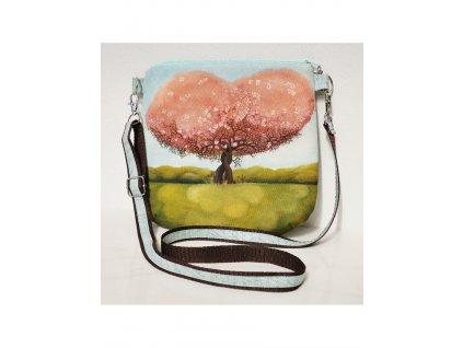 Zamilované stromy - kabelka