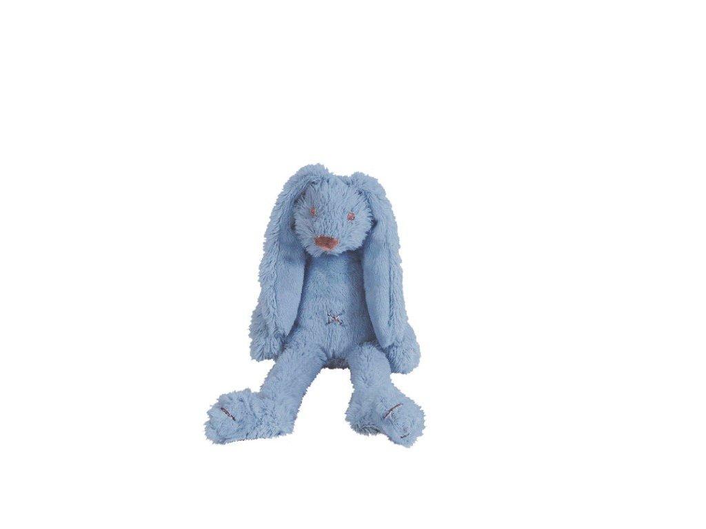 Happy Horse   Králíček Richie sytě modrý Tiny Velikost: 28 cm