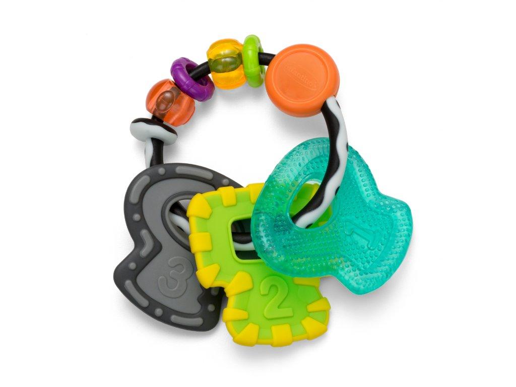 Chrastítko a kousátko klíčky