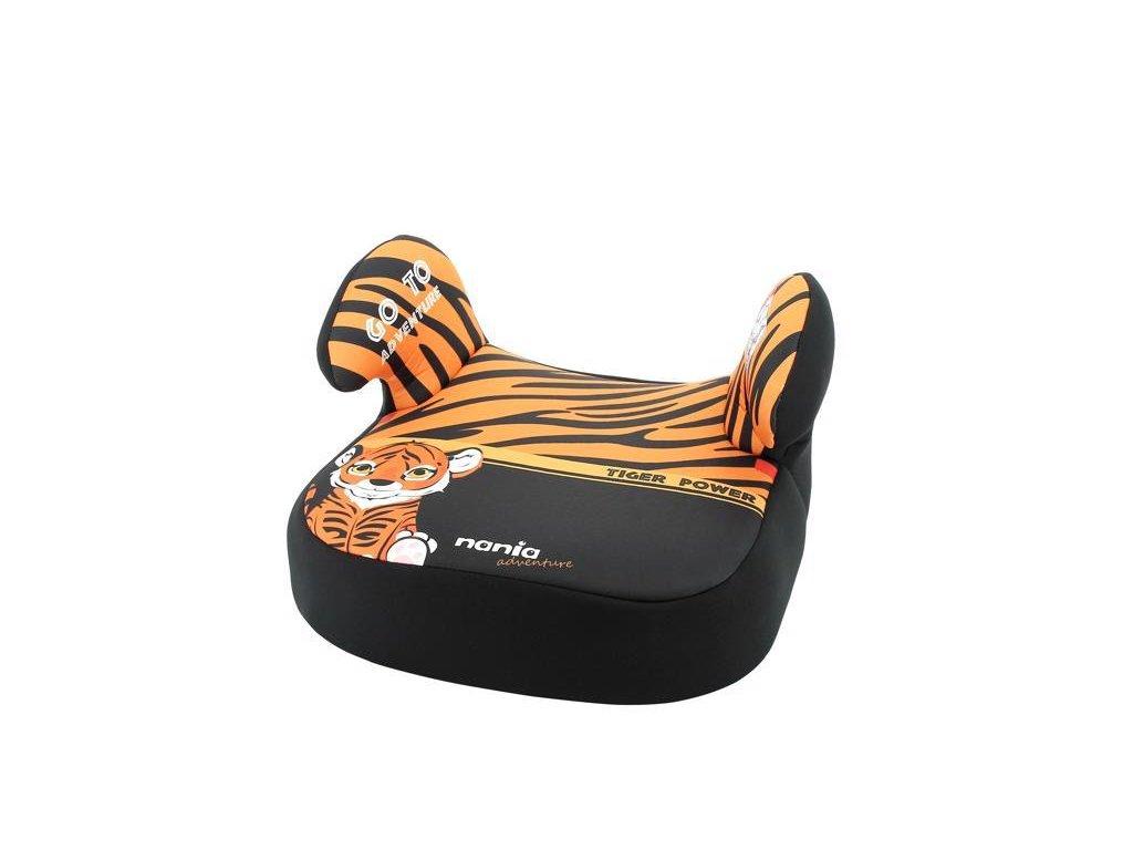 NANIA Podsedák/autosedačka Dream Adventure (15-36 kg) Tiger
