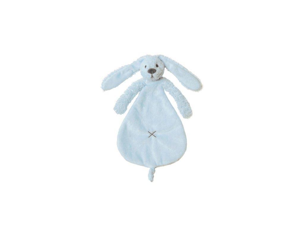 Happy Horse   Přítulka králíček Richie modrý Velikost: 25 cm