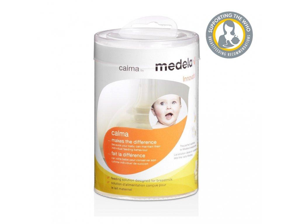 Medela Láhev pro kojené děti Calma Calma systém bez láhve
