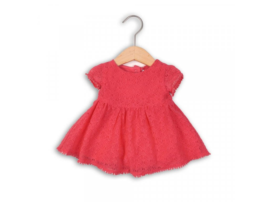 šaty dívčí, Minoti, BELLA 3, fuchsia