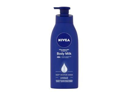 NIVEA Výživné tělové mléko Body Milk 400 ml