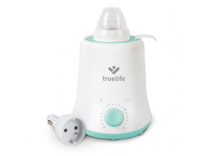 TRUELIFE Ohřívač mléka a příkrmů Invio BW Single