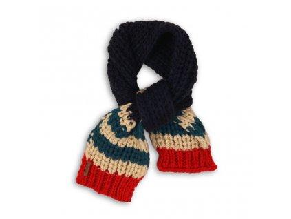 Šála zimní pletená, Minoti, SKATE 21, kluk