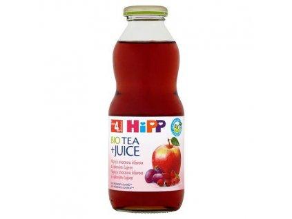 HiPP BIO Šípkový čaj se šťávou z červených plodů 500 ml