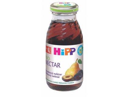 HiPP BIO švestkový nápoj 200 ml