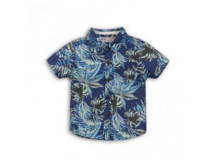 Košile chlapecká s krátkým rukávem, Minoti, heat 10, kluk