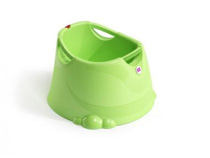 Vanička do sprchovacího koutu Opla zelená 44