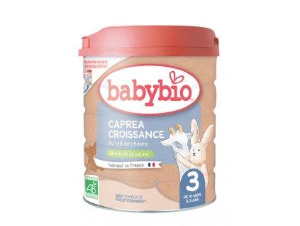 BABYBIO CAPREA 3 kozí kojenecké mléko (800 g)