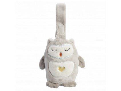 Hudební závěsná hračka Grofriend Ollie the Owl