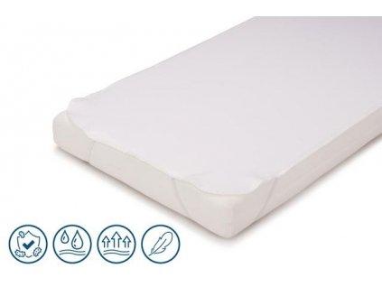 PETITE&MARS Chránič matrace Safe Dream 120 x 60