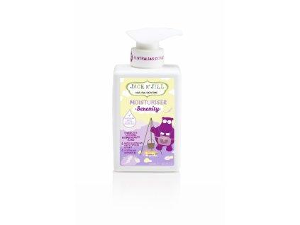 Jack N' Jill tělové mléko SERENITY