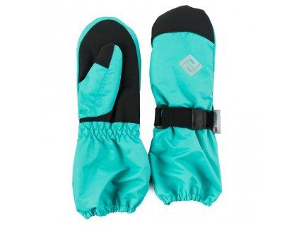 rukavice palcové dětské, Pidilidi, PD1000, modrá