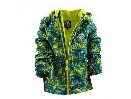 bunda softshellová chlapecká s kapucí, Pidilidi, PD1089-04, kluk