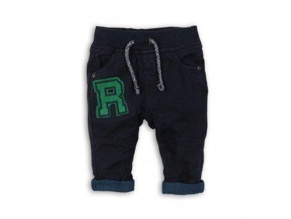 Kalhoty chlapecké, Minoti, FLY 4, modrá