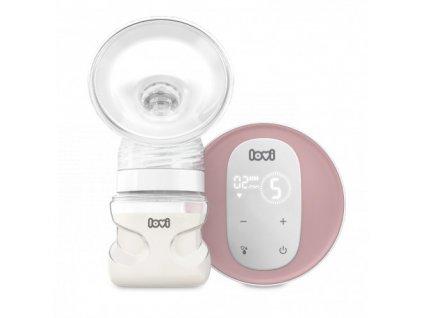 LOVI Dvoufázová elektrická odsávačka mateřského mléka Prolactis 3D SOFT