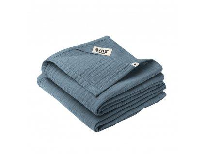 BIBS mušelínové plienky z BIO bavlny 2ks