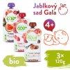 Good Gout BIO variace kapsiček Jablkový sad Gala (3x120 g)