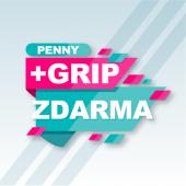 Penny + GRIP ZDARMA!