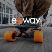 Elektrický longboard Exway