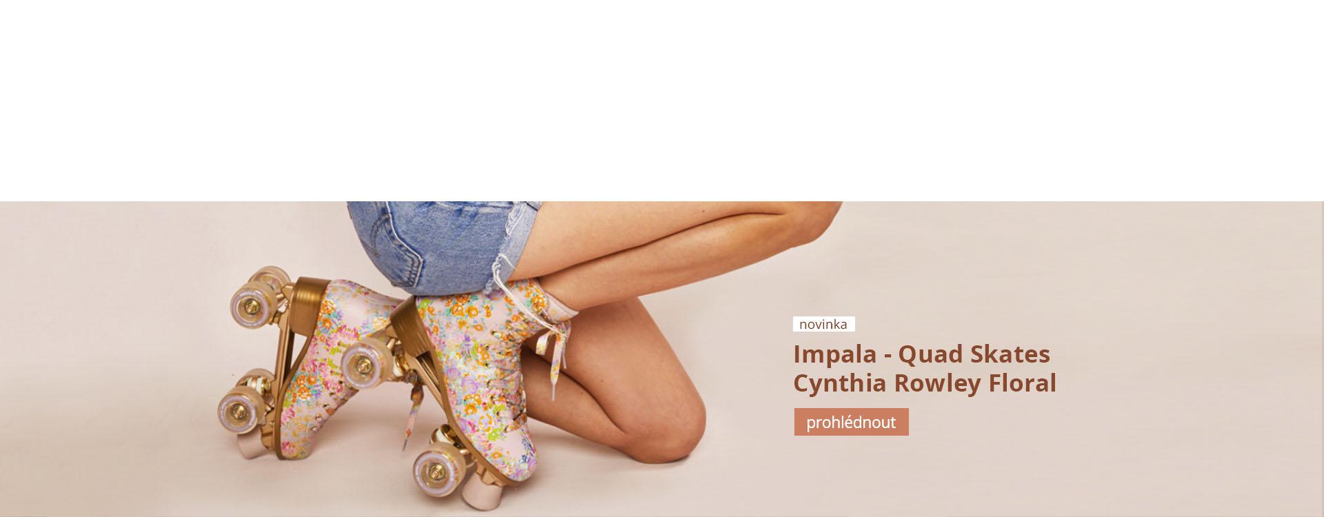 Impala - Quad Skates - Cynthia Rowley Floral