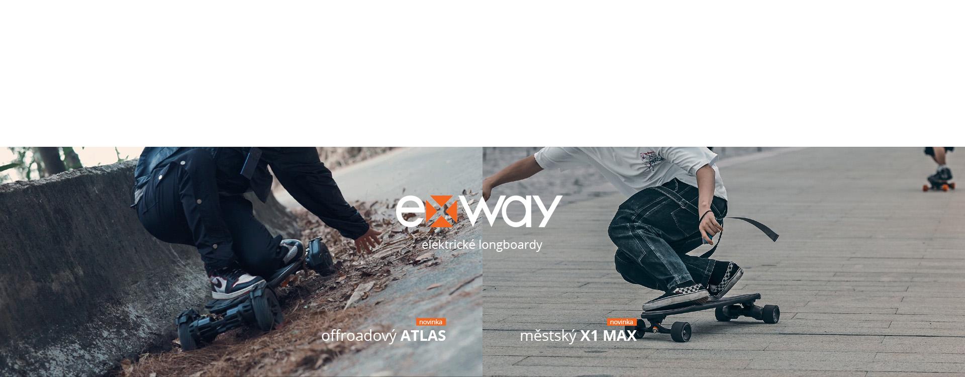 Exway novinky 2021
