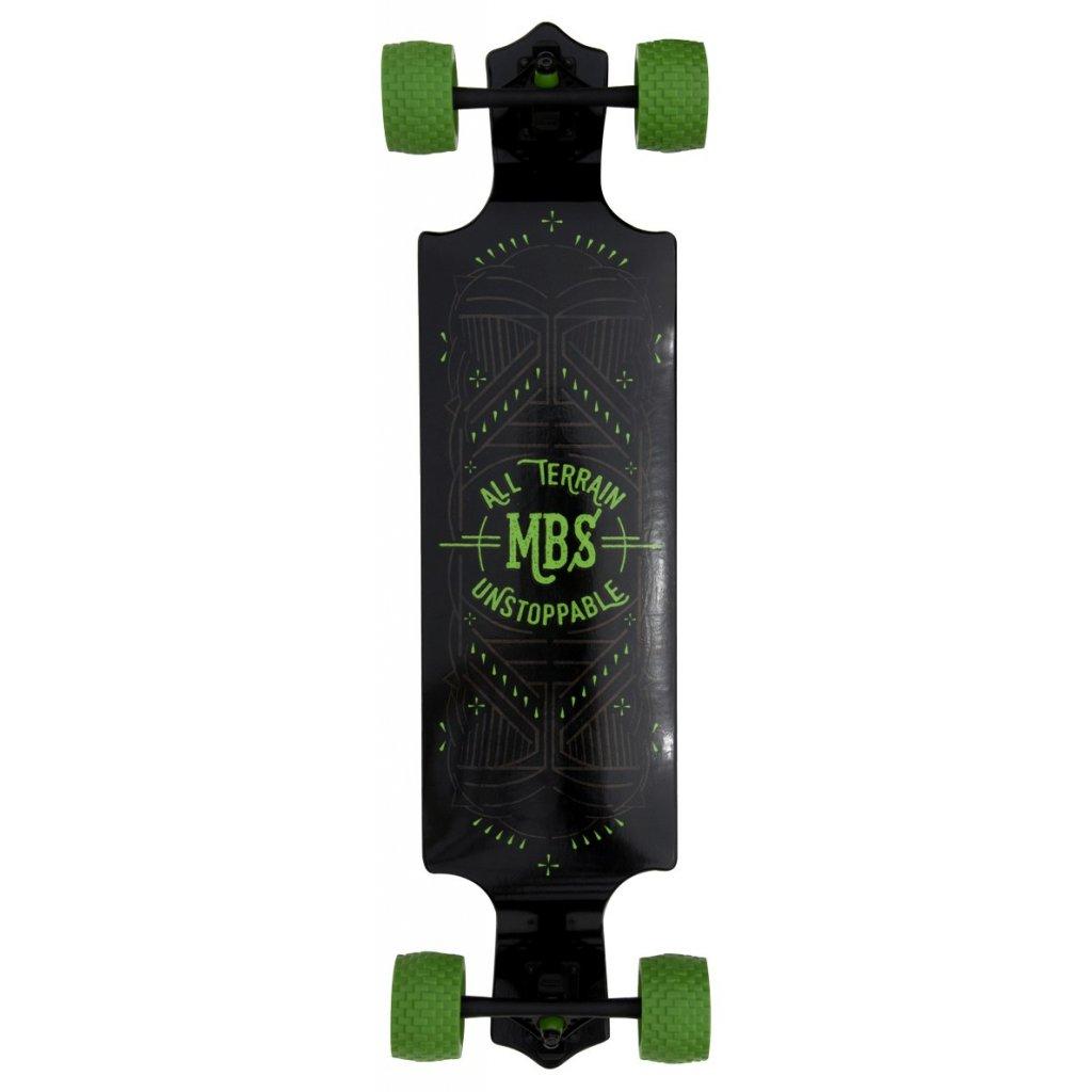 """MBS - All-Terrain 39"""" longboard"""